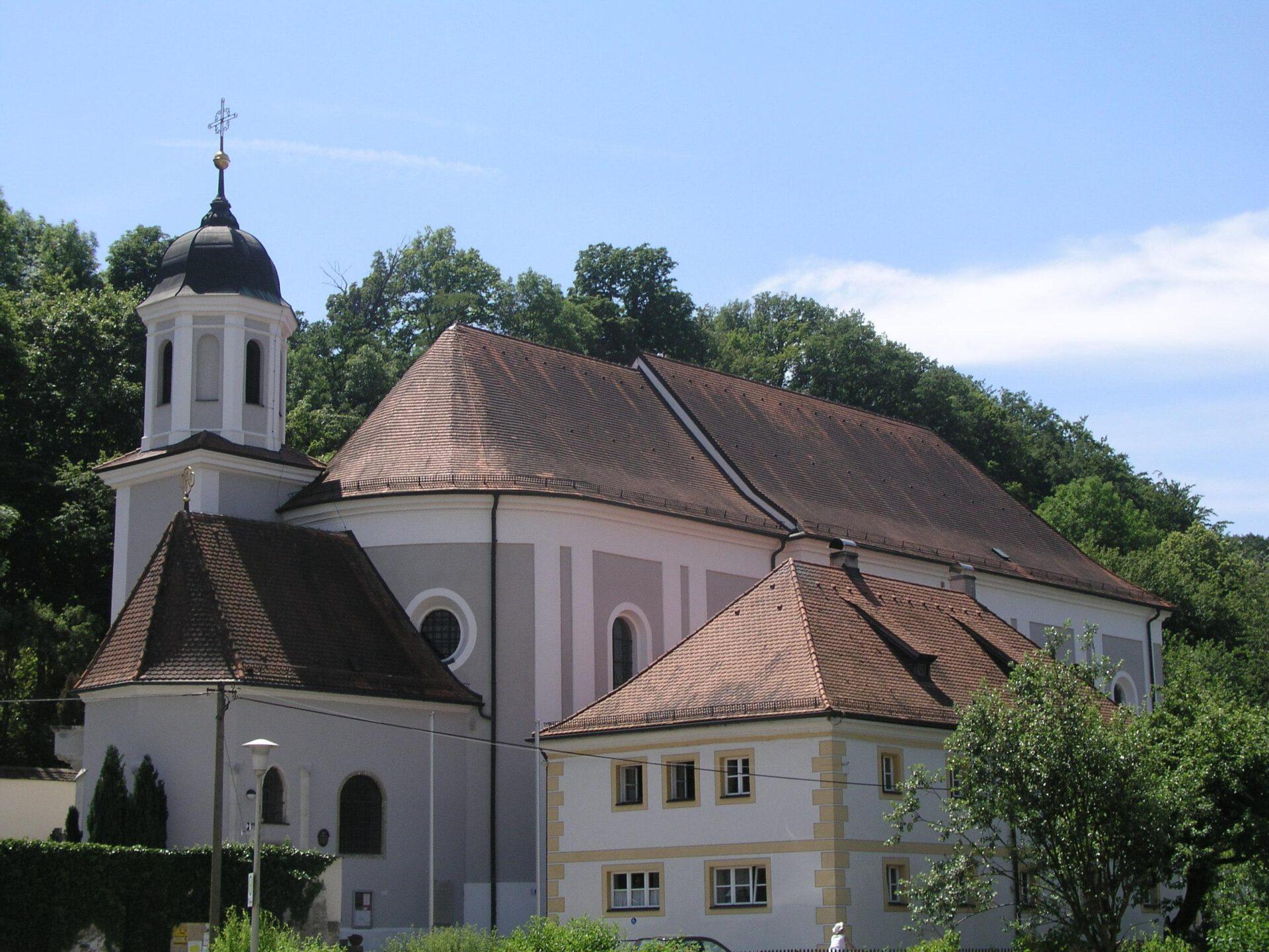 Christkindlmesse in der Wallfahrtskirche zu Mariaort