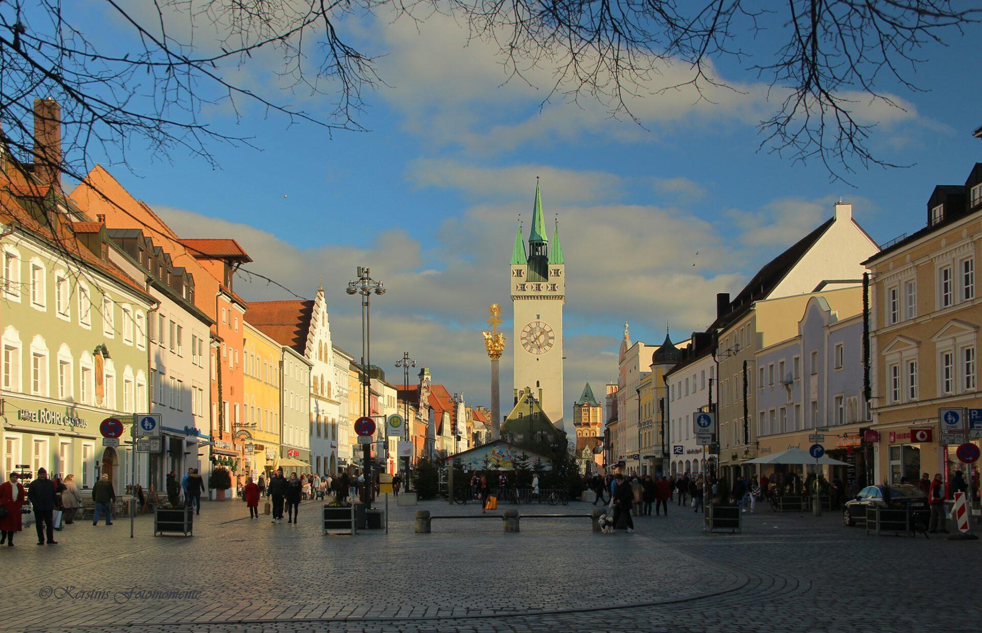 Tagestour nach Straubing